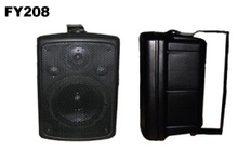 Portable Black Wall Mount Speaker Home Theater Music System