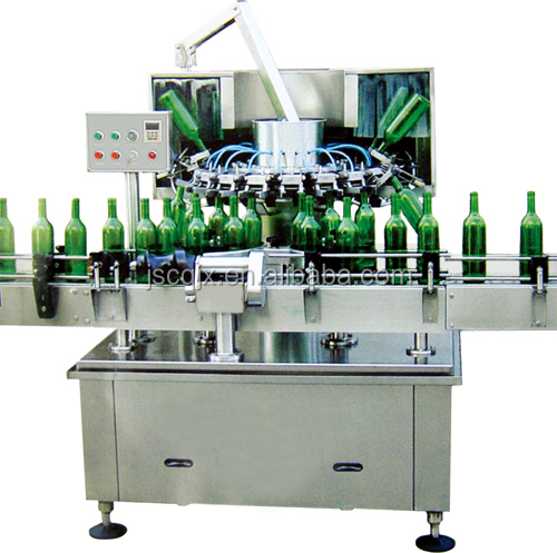 QS-18 Semi-automatic Glass Bottle Washer/brusher