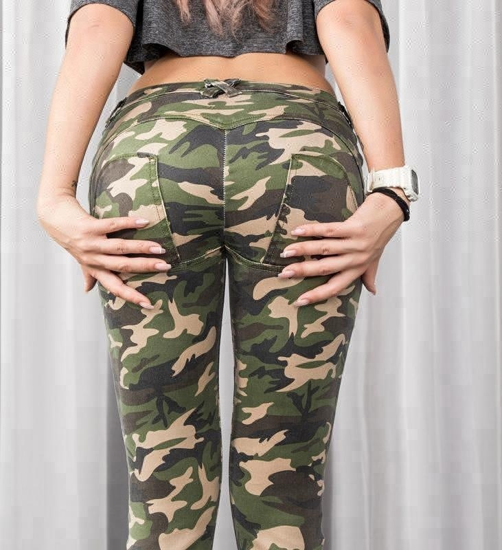 Royal wolf push-up-leggings fitness armee hosen frau bum gestaltung leggings camo frauen legging