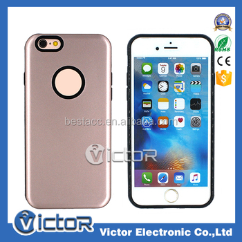 1ee8b961e86 2017 new product celulares accesorios for iphone 6 pc tpu 2 in 1 mobile  phone bags