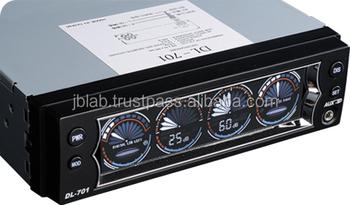 Car Music Rhythm Lamp Led Sound Level Meter Car Audio Equalizer Jb Lab Dl701 Volt Temperature Level Meter Buy Sound Level Meter Car Music Rhythm