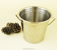 Coolers & Holders,Buckets Type decorative metal buckets F0079