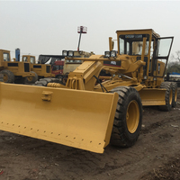 Used Motor Grader Cat 140g with Front blade/caterpillar grader 140G for sale