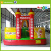 inflatable combo air bouncer inflatable trampoline castle