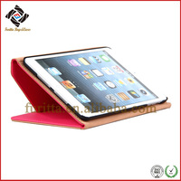 2014 custom rotating case for mini ipad