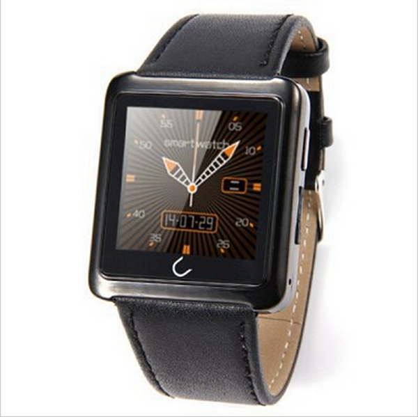 "U10 Smart Watch 1.54"" Screen Sports Watch Sync Phone Calls/Message Play Music For Android & IOS Phones Bluetooth Wearable Device"