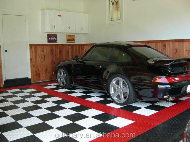 Pavimenti in piastrelle di pvc garage pavimenti in for Piastrelle garage