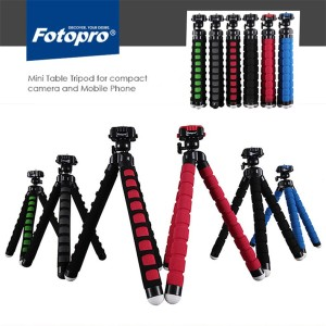 High Quality Creative Gorilla Heavy Duty Octopus Flexible Tripod