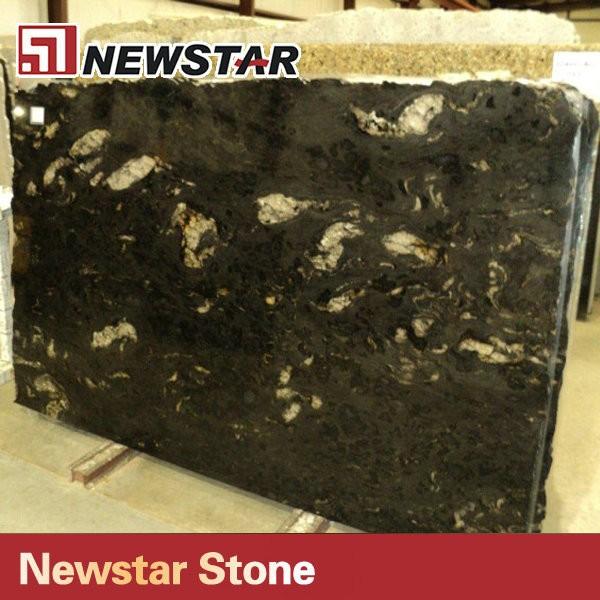 Cosmic Black Polished Standard Granite Slab Size Of Product On Alibaba