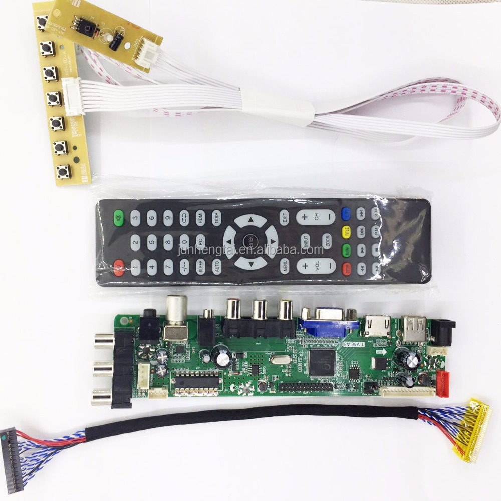 "China Manufacturer Supply 14""21""led tv motherboard"