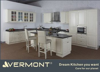 best material cream paint european style kitchen cabinet buy cream