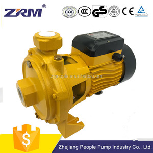 Horizontal Multistage Centrifugal Electric Water Pumping Machine Centrifugal Pump