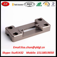 Customized Aluminum Guitar Effects Pedals Instrument Parts