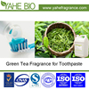 Factory direct green tea fragrance oil for toothpaste making