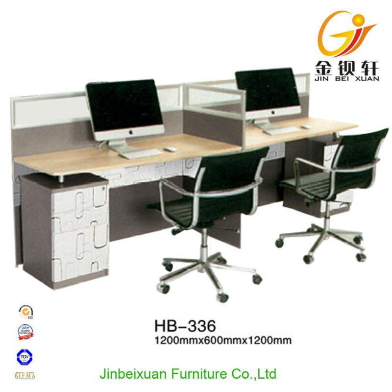 Dise o simple conjunto de muebles de oficina estaci n de for Conjunto muebles oficina