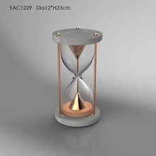 New 1 hour sand timer hourglass