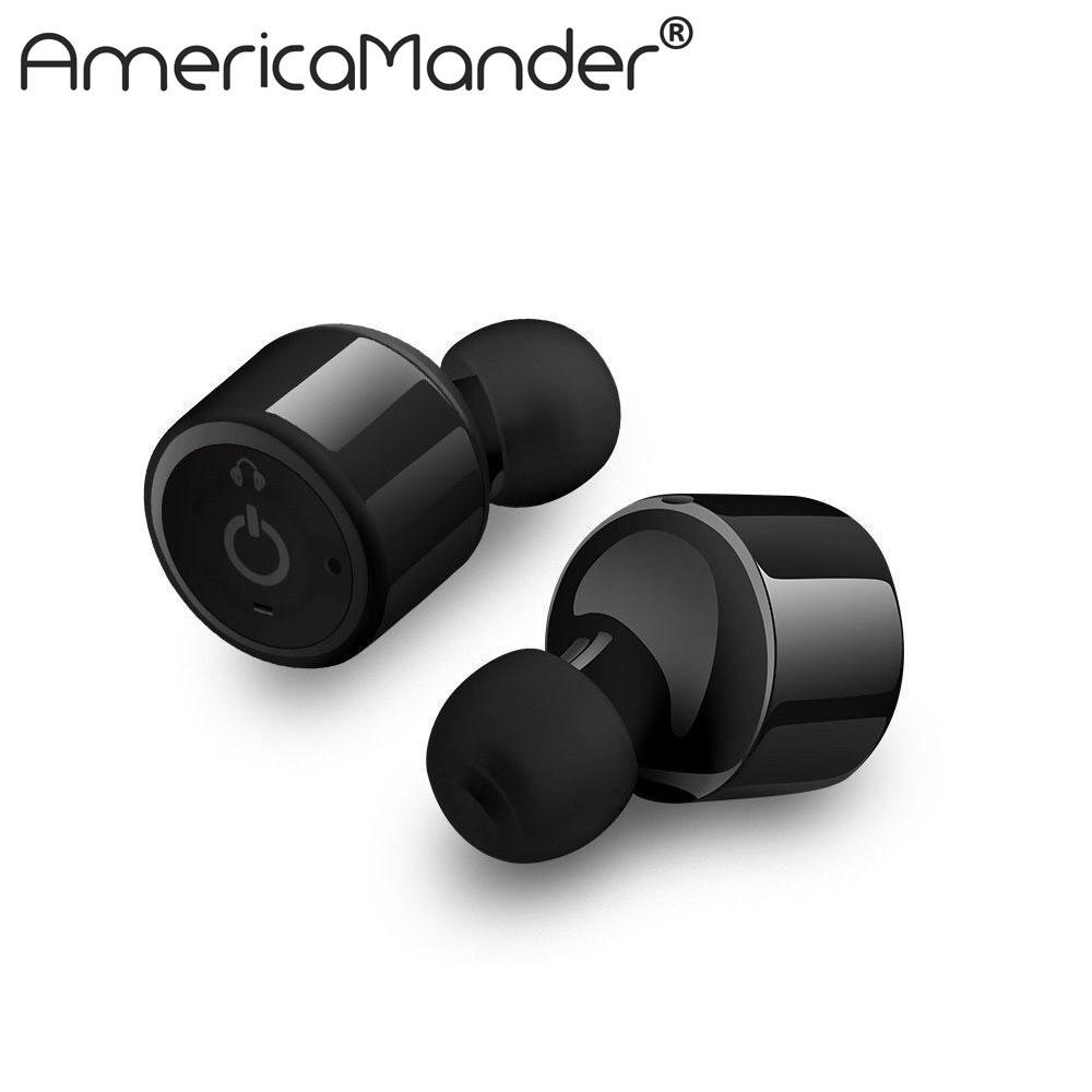 Compra Invisible auriculares bluetooth online al por mayor