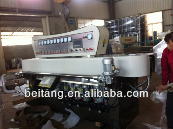 glass edging polishing machine
