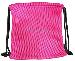 Custom Drawstring Swim Mesh Bag