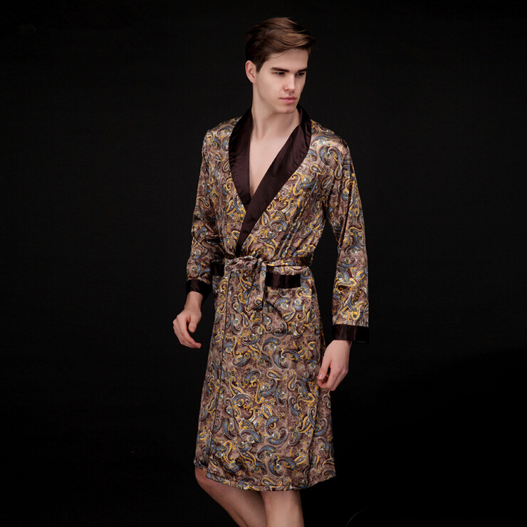 Popular mens long dressing gowns of Good Quality and at Affordable Prices You can Buy on AliExpress. We believe in helping you find the product that is right for you. AliExpress carries wide variety of products, so you can find just what you're looking for .