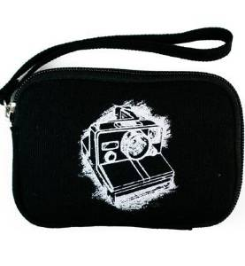 VanGoddy Revolt Digital Camera Sleeve for Canon PowerShot G5 X / G9 X / SX610 HS / SX710 HS Digital Cameras (Black)