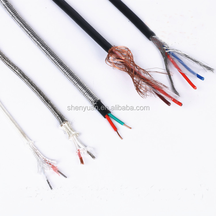 K Type Thermocouple Compensation Wire, K Type Thermocouple ...