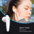 BUBM 2019 i18 Tws BT 5.0 Wireless Earbuds with Charging Case