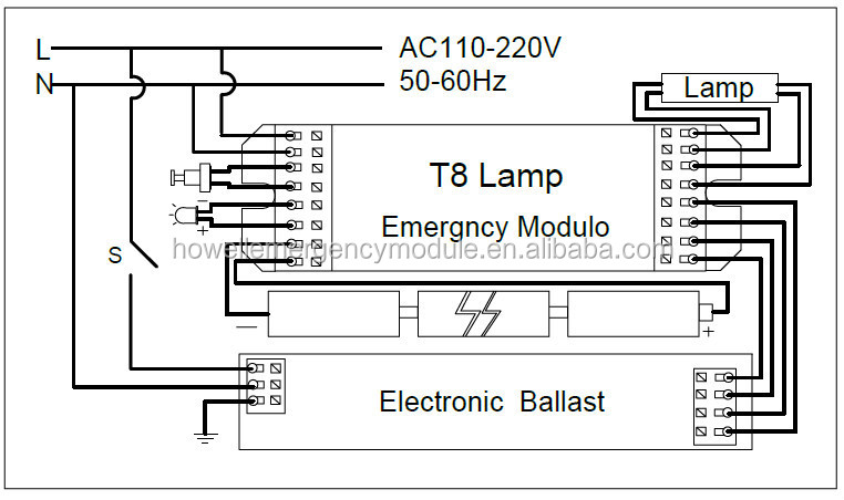 lamp t ballast wiring diagram image wiring t8 fluorescent ballast wiring diagram solidfonts on 4 lamp t8 ballast wiring diagram