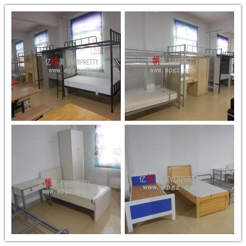High school furniture detachable adult bunk beds cheap for for Affordable furniture for college students
