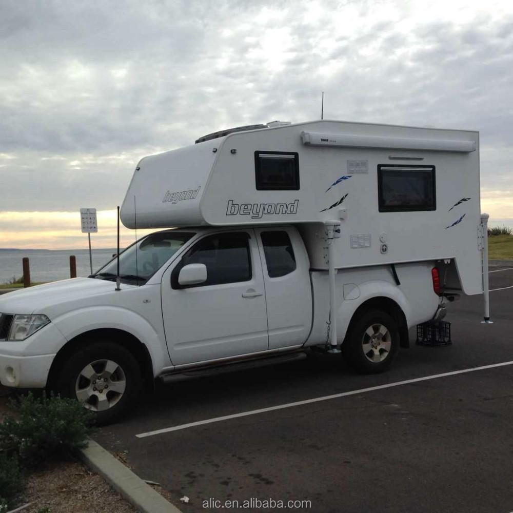 Camioneta Camper Caravana Motorhome Fijar En El Cuerpo De