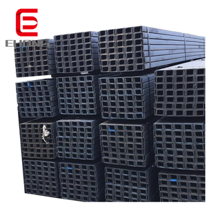 High quality hot rolled u beam/metal building steel U channel beam