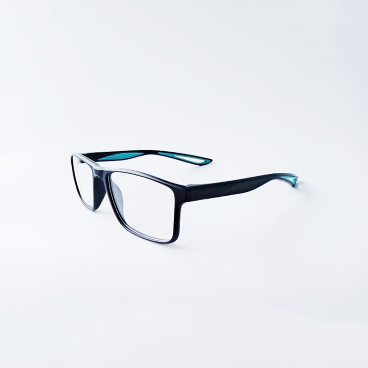 custom logo cheap high quality fashion vintage unisex TR90 optical frame glasses, 6 colors available