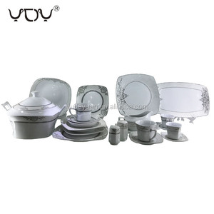 various composition luxury bone china german dinnerware sets tableware