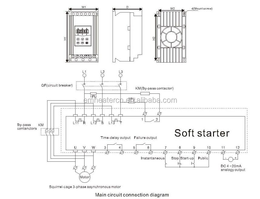 HTB1h2.7FFXb6XFXXq6xXFn  Phase Soft Starter Wiring Diagram on 3 phase voltage diagram, 3 phase relay diagram, 3 phase wiring chart, 3 phase power diagram, 3 phase ac motor wiring, 3 phase wye phasor diagram, 3 phase transformer wiring, three wire diagram, 3 phase to single phase motor wiring, 3 phase heater diagram, 3 phase magnetic starter, 3 phase starter switch, single line electrical diagram, 3 phase starter motor, 3 phase wiring schematic,