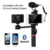 VF-H6 Smartphone Video Handle Rig Filmmaking Stabilizer Rig for Movie Youtube with Video Led Light & Microphone