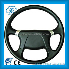 OEM MANUFACTURER 500 PU excavator steering wheel for tractor loader firklift bus truck