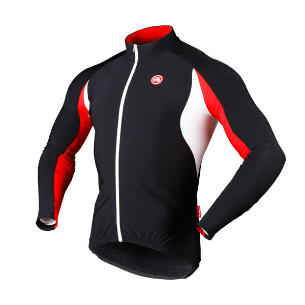 Winter warm cycling clothe