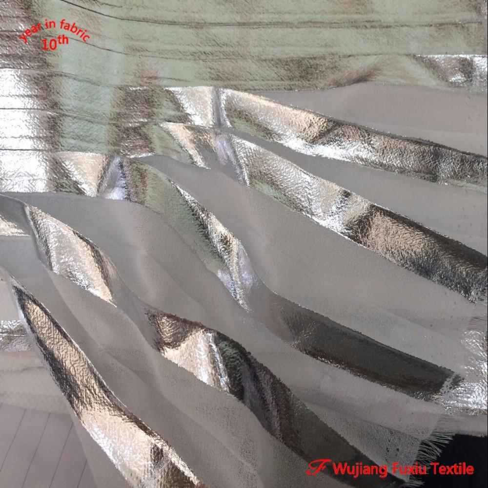 Tela Metálico Plisada Vestidos De revestimiento Plisado revestimiento Enrollables Buy Para Persianas Revestimiento Metálico OlTiwPXZuk