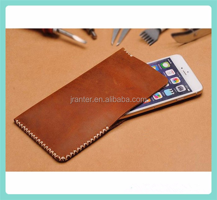 Ultra-thin Soft Pouch for iPhone 6s Leather Case, for iPhone 6 Custom Case