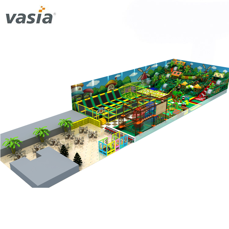 गर्म बेच मनोरंजन पार्क बड़े आइटम पर्यावरण के अनुकूल बच्चों