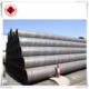 Nepal big project API 5L X80 large diameter anti rust varnished epoxy coating carbon ssaw steel pipe