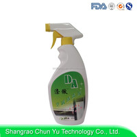 OEM high quality car care window cleaner car glass cleaner with spray