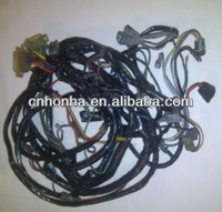 1963-1964-1965-1966-1967 Corvette Engine Bay Wiring Harness Original Connectors