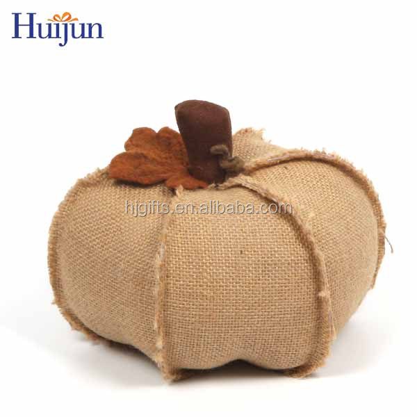 Newly halloween kids gifts decoration small pumpkin party decoration