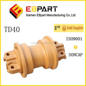 EBPART Bulldozer bottom roller track roller Dresser TD40