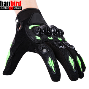 Sport Motorcycle Rider Gloves Dirt Bikes Custom Made Biker Gloves