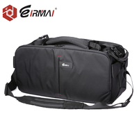 Video camera shoulder bag