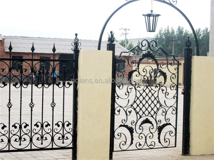 best sales main house iron gate design  metal driveway gates  compound wall  gate design. Best Sales Main House Iron Gate Design Metal Driveway Gates