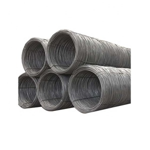 LOW PRICE wire rod steel Q195 Q235/aisi 15b41 10b21 15b25 19mnb4m steel wire rod