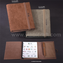 Customize Pu/leather Notebook/daily Agenda